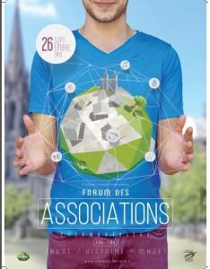 Forum des assocations CF 2015